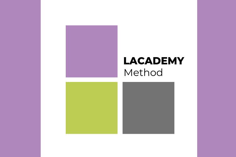 LACADEMY Method logo dostosowany do stron www1