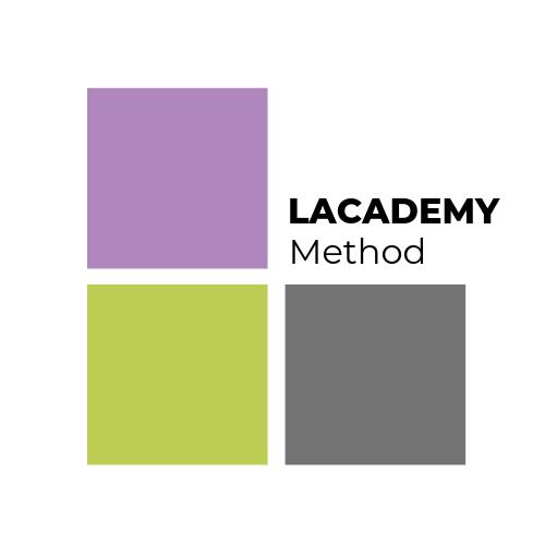 LACADEMY Method logo